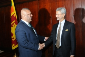 Indian Foreign Secretary calls on Foreign Minister