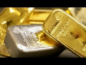 Gold dips below 27,000-level on low demand