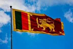 Sri Lanka to provide a due honour for the National Flag