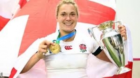 First woman on Rugby Association players' board