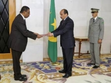 HC presents Credentials to the Islamic Republic of Mauritania