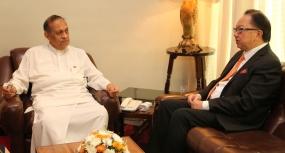 Hong Kong Consul meets Speaker