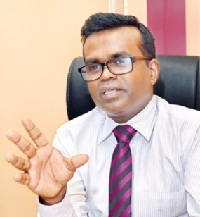 Minister Karunarathna Paranawithana acting Media Minister