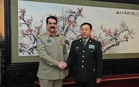 Pakistan, China to boost counter-terrorism cooperation