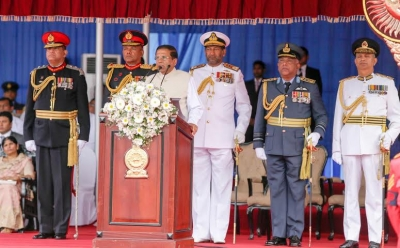 President Maithripala Sirisena's Address to the Nation at the 67th Independence Day celebrations