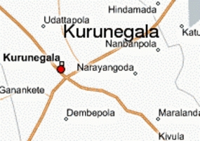 Kurunegala Town to be developed as the Main Urban Center in NWP