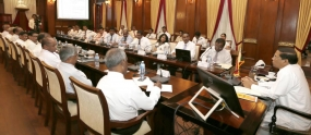 Political leadership have a direct effect on  state institutions' future - President