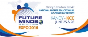 Future Minds 2016 at KCC
