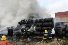 SLPA begins Separate Investigations on the fire at the Hyundai Private site.