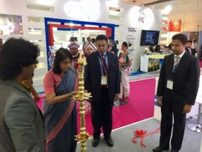 Sri Lanka at SATTE Exhibition in New Delhi