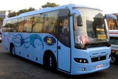 Uva gets 100 New Buses