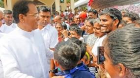 Religious Freedom has been ensured in Sri Lanka -President
