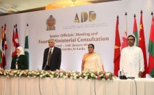 Abu Dhabi Dialogue: 4th Ministerial Consultation in Colombo
