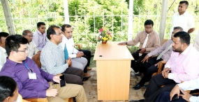 Sri Lanka's largest Southern Industrial Zone gets immediate infrastructure boost