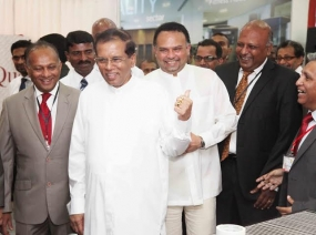 Hotel Show Colombo 2015 concludes