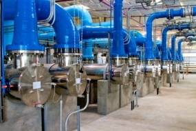 Silicon Valley's latest high-tech gadgetry makes sewage water drinkable