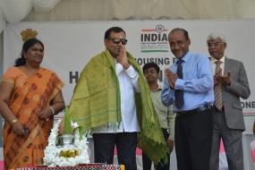 Indian High Commissioner visits Batti and Ampara