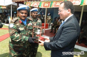SL Peace Keeping force concludes mission in Haiti amid Praises