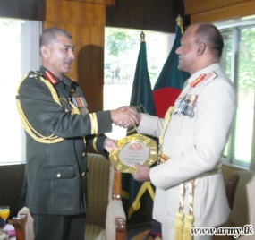 Bangladesh Army Assured Support to Raise Its Women's Corps Unit