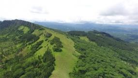 Hantane under landslide threat