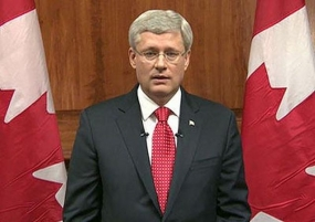 Canada PM terms shooting rampage as 'terrorism'