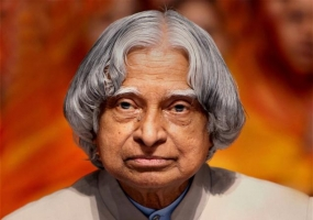 Dr.Abdul Kalam, former Indian President passes away
