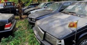 Police seek public help to recover missing Presidential Secretariat vehicles