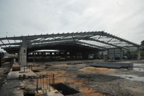 Colombo port's new warehouse to be opened in August