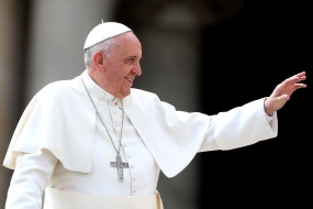 Pope Francis Accepts Invitation to Visit Ukraine