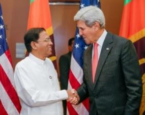 John Kerry re-assures fullest support to Sri Lanka