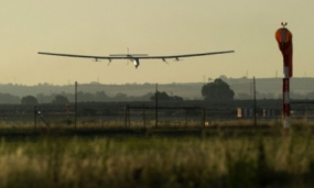 Solar Impulse 2 makes history with successful Atlantic crossing