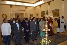 High Commission in London commemorates the 69th Anniversary of Independence