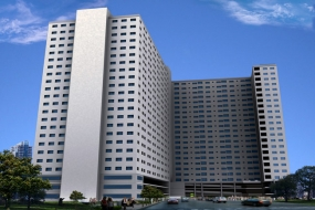 Housing Complex for Government Servants in Borella