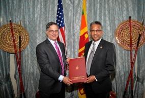Honorary Consul for Sri Lanka in Illinois