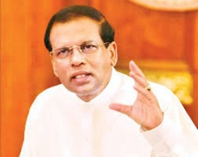 Endorsement of our achievements by world leaders is a great incentive and a blessing for Sri Lanka – President