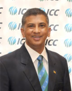 Mahanama becomes fourth match referee to achieve 200-ODI landmark