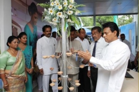 SriLankan Airlines opens ticketing office in Anuradhapura