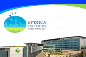 Hong Kong Hosts 51st DGCA Conference