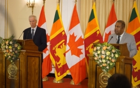 Dion's visit is a landmark in our bilateral relations with Canada – FM