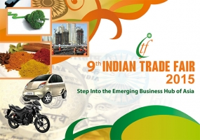 Indian Trade Fair 2015 in Colombo