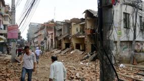 Aircraft carrying Sri Lankan contingent reaches Kathmandu
