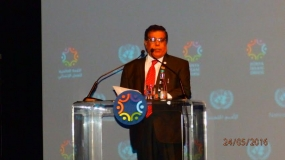 Sri Lanka participated to the First WHS