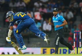 Sri Lanka beat England by 25 runs