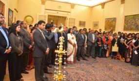 'Deepavali Festival of Light' celebrated in London
