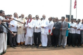 Achchuveli Industrial Estate will uplift SMIs and Northern Youth employment - Minister Devananda