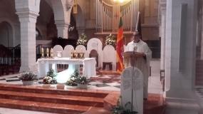 Holy Mass held in Bethlehem to bless President Rajapaksa