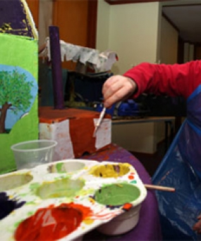 State Arts Festival for persons with special needs