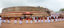 International Conference themed 'Evolution of Buddhist Stupa' held