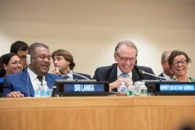 Pledging Conference for the Secretary-General's Peacebuilding Fund