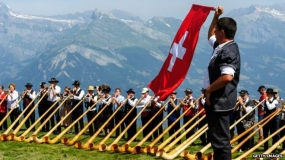 Switzerland is World's Happiest Country in New Poll